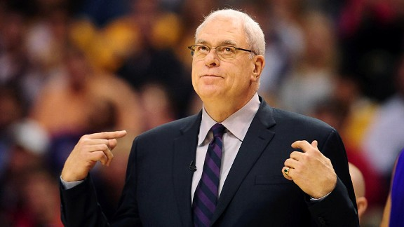 Phil Jackson says Spurs are not a Dynasty.