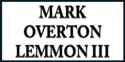 Mark O. Lemmon