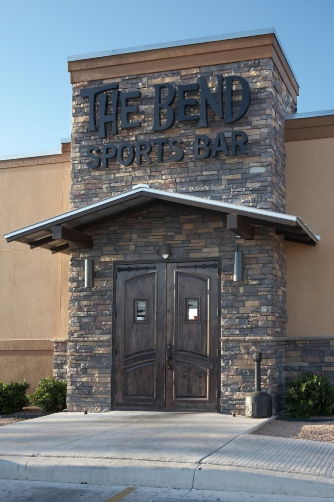 The Bend Sports Bar.