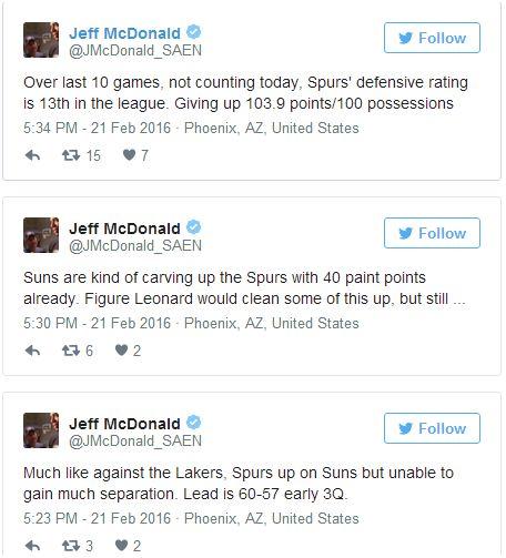 Jeff McDonald Twitter.