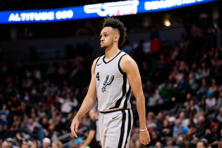 With Derrick White and Davis Bertans the Spurs have regained their identity c9714f9dd
