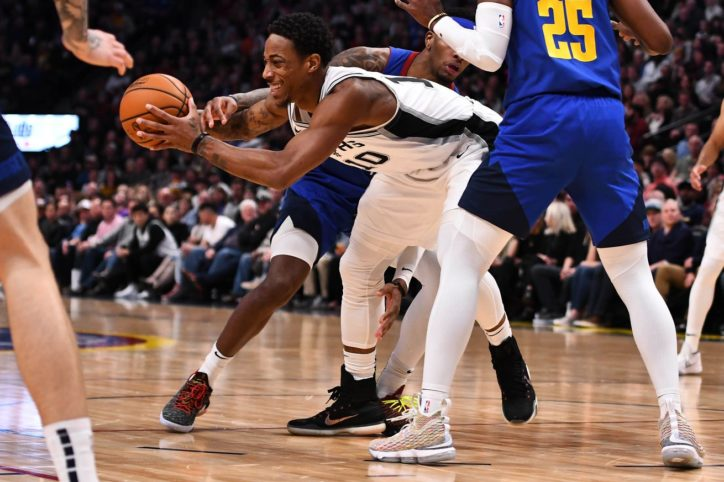 Missed free throws sink the Spurs against the Nuggets 717e27970