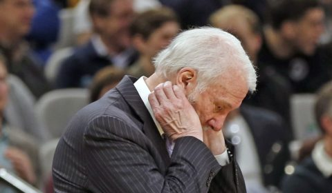 Pop claims responsibility for the loss to the Mavs