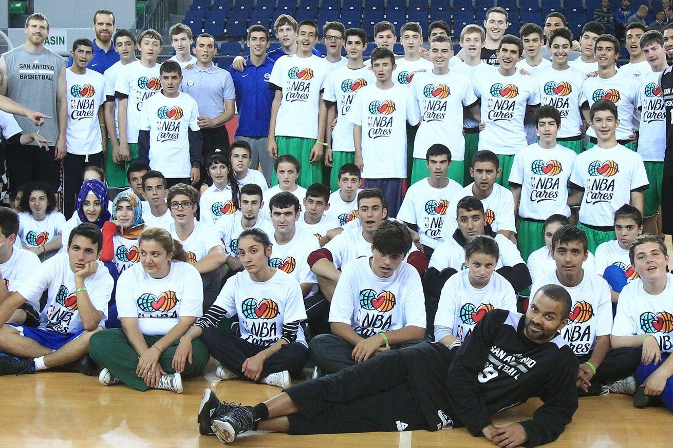 NBA Global Games 2014