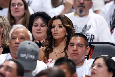 Los Angeles Lakers v San Antonio Spurs, Game 4