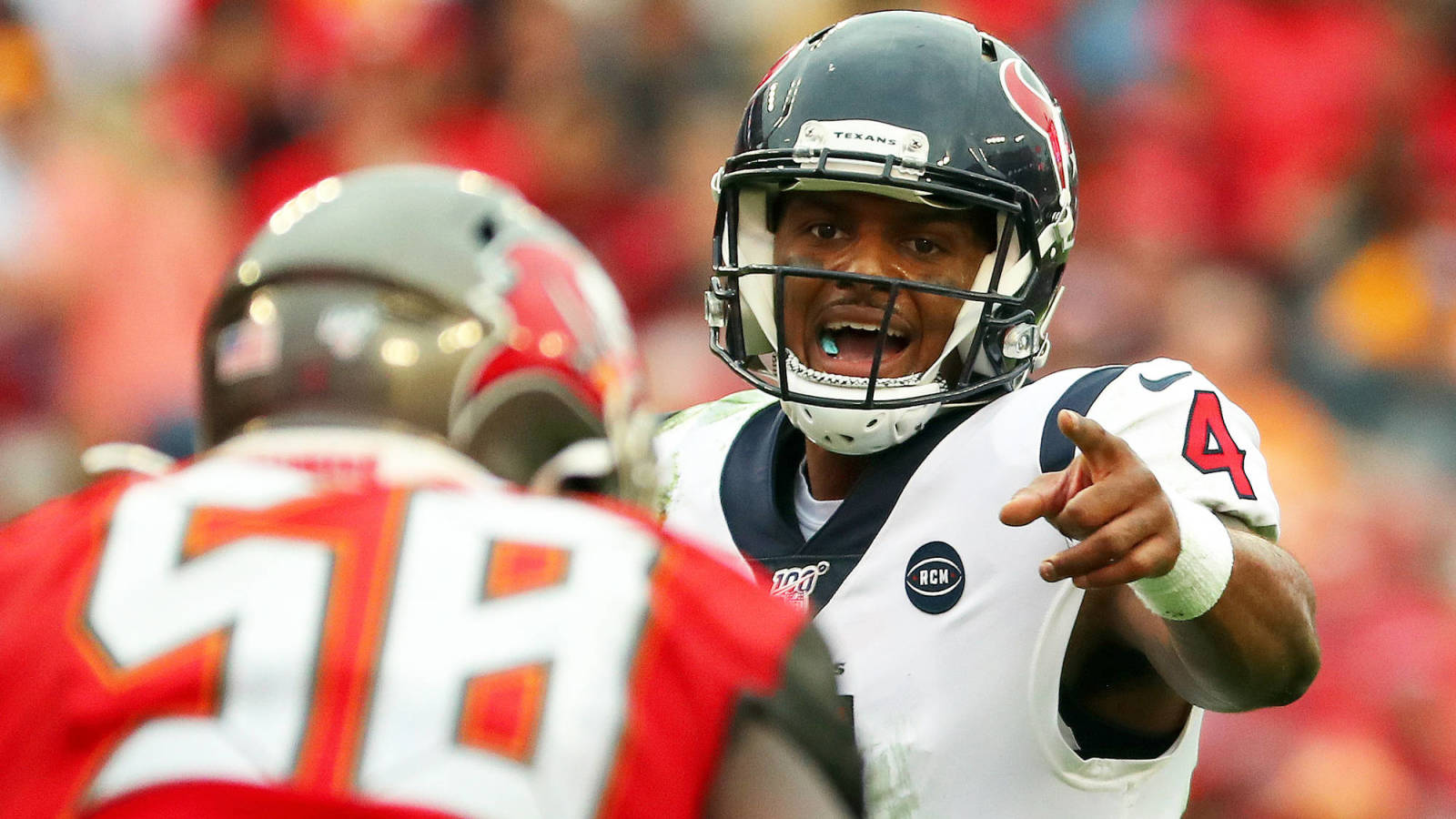 """Featured image for """"Report: Deshaun Watson suspension unlikely even after trade"""""""